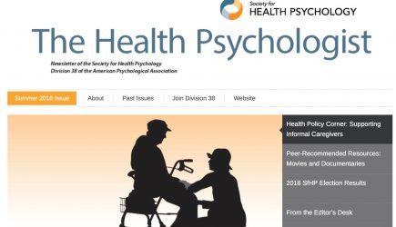 The Health Psychologist
