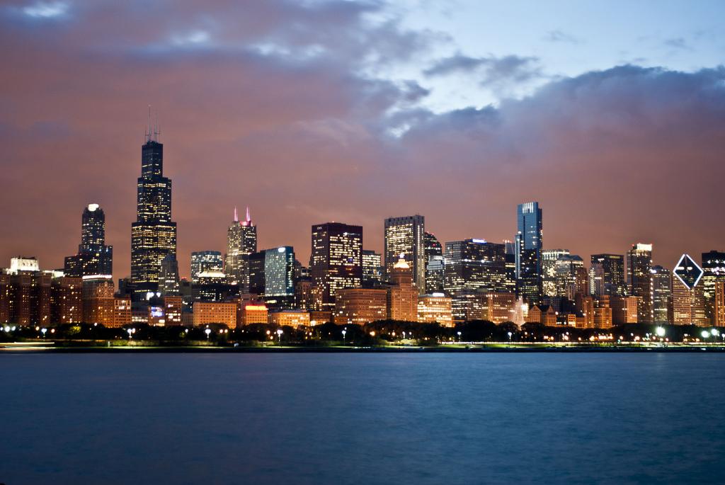 chicago skyline apa 2019