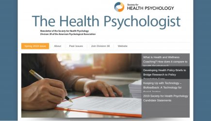 The Health Psychologist Newsletter
